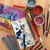 Art: Practical Drawing and Watercolour Course (2020/2021 - Sem.1)